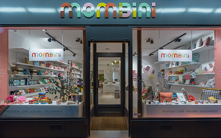 mombini - boutique-cafe-ateliers Paris 15